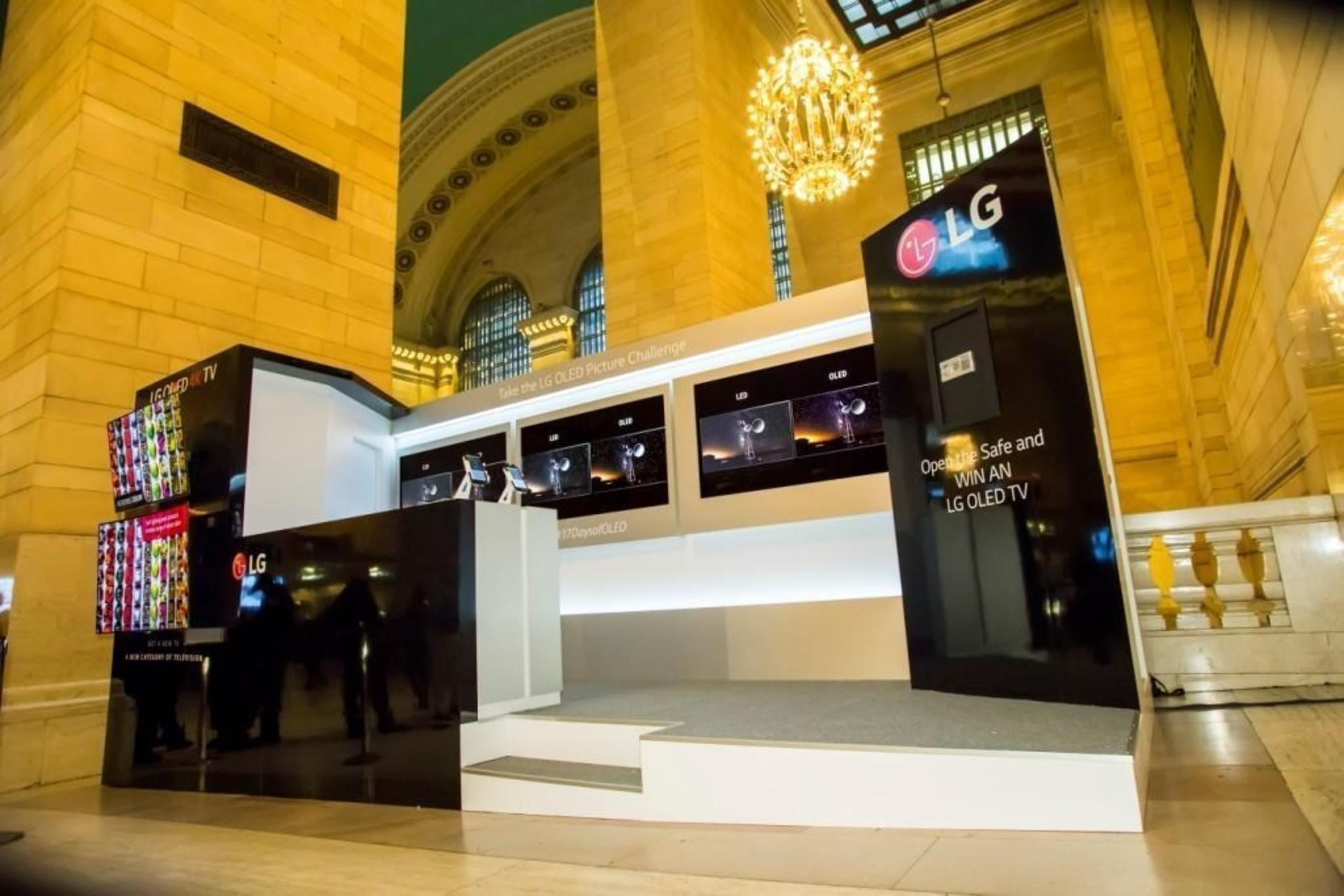 LG Electronics Celebrates Holiday Season With '38 Days Of OLED TV'