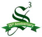 Strategic Staffing Solutions 25th Anniversary Logo