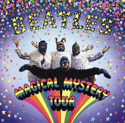 In 1967, The Beatles devised, wrote and directed their third film, Magical Mystery Tour, a dreamlike story of a coach day trip to the seaside.  The long out-of-print film makes its worldwide digital release debut today, exclusively on The iTunes Store (www.iTunes.com/TheBeatles), with a remastered and remixed soundtrack and iTunes Extras featuring extensive bonus features and detailed art, including a companion booklet.  Seven iTunes-exclusive Magical Mystery Tour ringtones also debut today on The iTunes Store.  Magical Mystery Tour is also available in DVD and Blu-ray packages, and in a special boxed deluxe edition. www.thebeatles.com.  (PRNewsFoto/Apple Films Ltd/EMI)