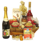 Arabian Feast from new line of Ramadan and Eid ul-Fitr gift baskets.  (PRNewsFoto/GiftBasketsOverseas.com)