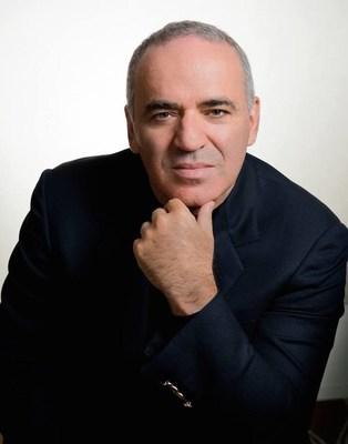 Garry Kasparov (PRNewsFoto/IfOnly)