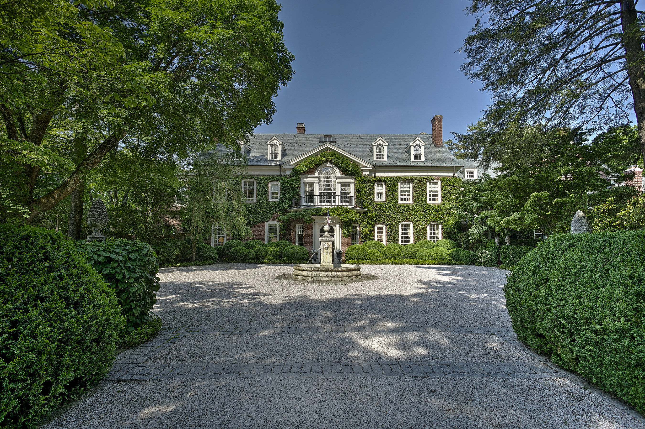 Available for purchase, the renowned Cragwood Estate features 112 private acres less than one hour from New York City.