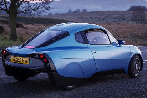 Riversimple Presents the Revolutionary Rasa Hydrogen-powered Road Car