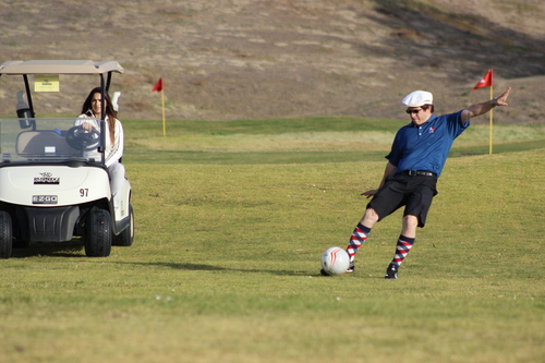 PGA of America Encourages Consumers to Give Golf a Try (PRNewsFoto/PGA of America)