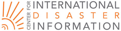 Center for International Disaster Information logo.  (PRNewsFoto/Center for International Disaster Information)