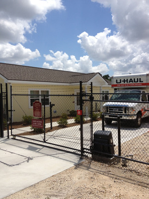 U-Haul Delivers on the Need for Self-Storage in Lake Charles, Louisiana with the Purchase of Gulf States Storage.  (PRNewsFoto/U-Haul)
