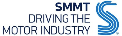 The Society of Motor Manufacturers Logo (PRNewsFoto/The Society of Motor Manufacture)