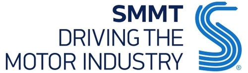 The Society of Motor Manufacturers Logo (PRNewsFoto/The Society of Motor Manufacture) (PRNewsFoto/The Society of Motor Manufacture)