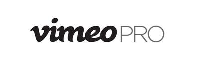 Vimeo PRO logo.  (PRNewsFoto/Vimeo, LLC)