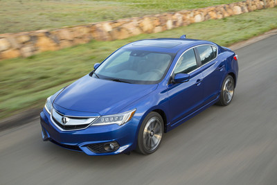 The redesigned 2016 Acura ILX set a new sales record in July, helping Acura to a robust 19.5 percent gain for the month.