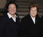 Little Company of Mary Hospital is deeply saddened by the passing of Sr. Jean Stickney, L.C.M., and Sr. Anna Kim, L.C.M. They were compassionate women who devoted their lives to caring for others. Arrangements are pending. Tribute gifts may be directed to the LCMH Foundation at lcmh.org/home/foundation or by phone at 708-229-5067. (PRNewsFoto/Little Company of Mary Hospital)