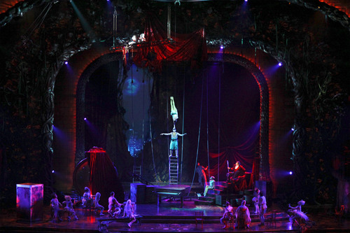 Acrobatic spectacle, ZARKANA by CIRQUE DU SOLEIL to establish residency at ARIA Resort & Casino in Las Vegas. ...
