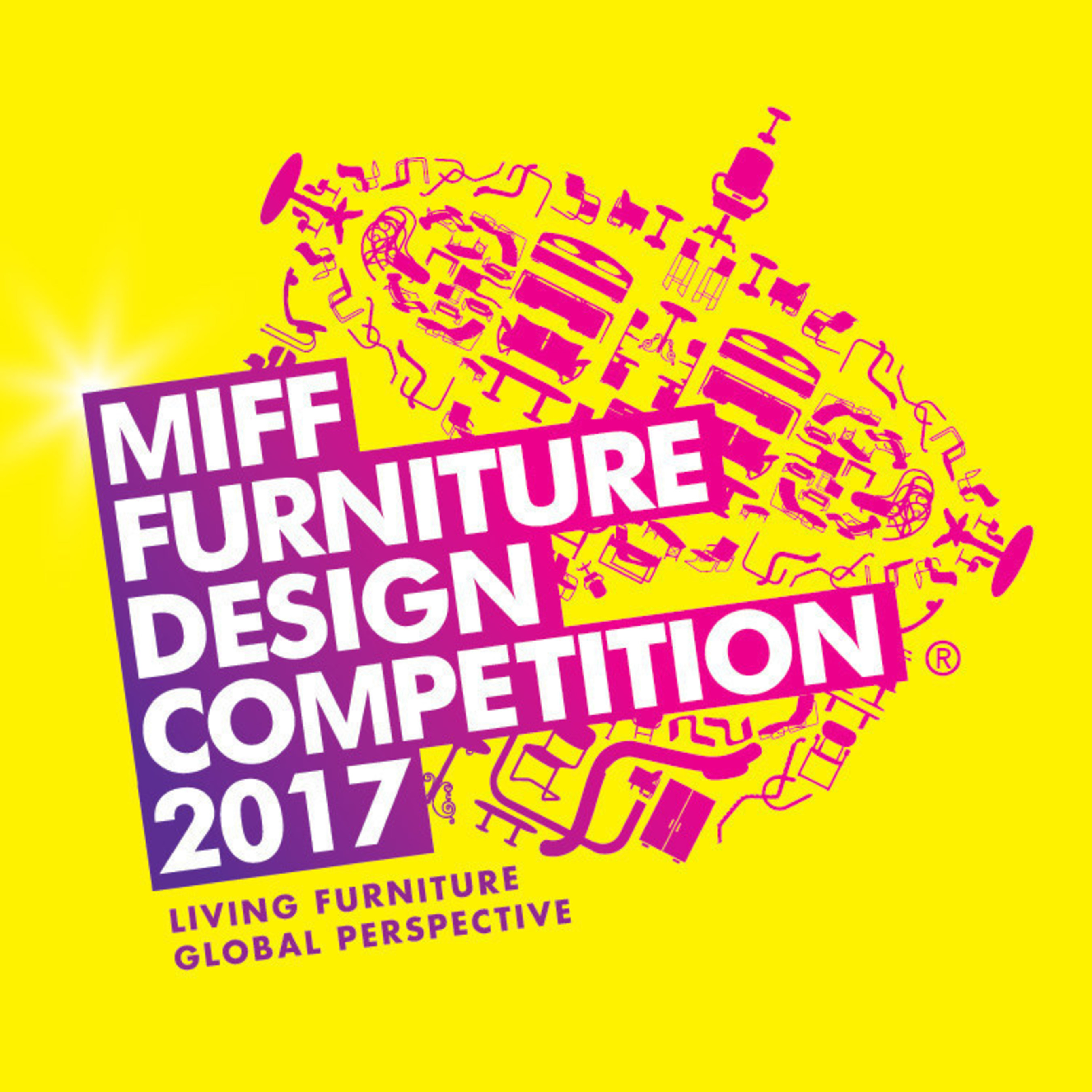MIFF Furniture Design Competition (FDC) Logo