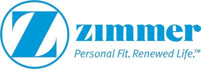 ZIMMER, INC. LOGO. (PRNewsFoto/Zimmer, Inc.) (PRNewsFoto/ZIMMER, INC.)