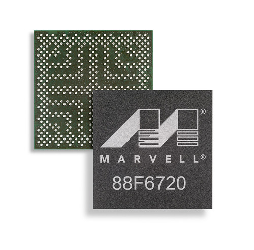 Marvell Launches ARMADA 375 Dual-Core 1.0 GHz Cortex A9-Based SoC for SMB, Infrastructure and