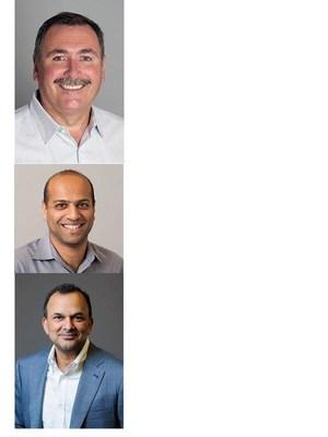 Madrona Strategic Directors, John McAdam, Sujal Patel and Steve Singh