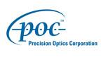 POC Logo.  (PRNewsFoto/Precision Optics Corporation, Inc.)