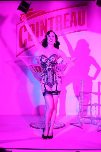 Dita Von Teese und Cointreau bei den Filmfestspielen von Cannes 2013