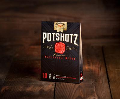Prohibition Gold's Potshotz 10-Pack Package