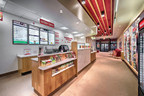 Smoothie King's new store design was unveiled earlier this year. (PRNewsFoto/Smoothie King)
