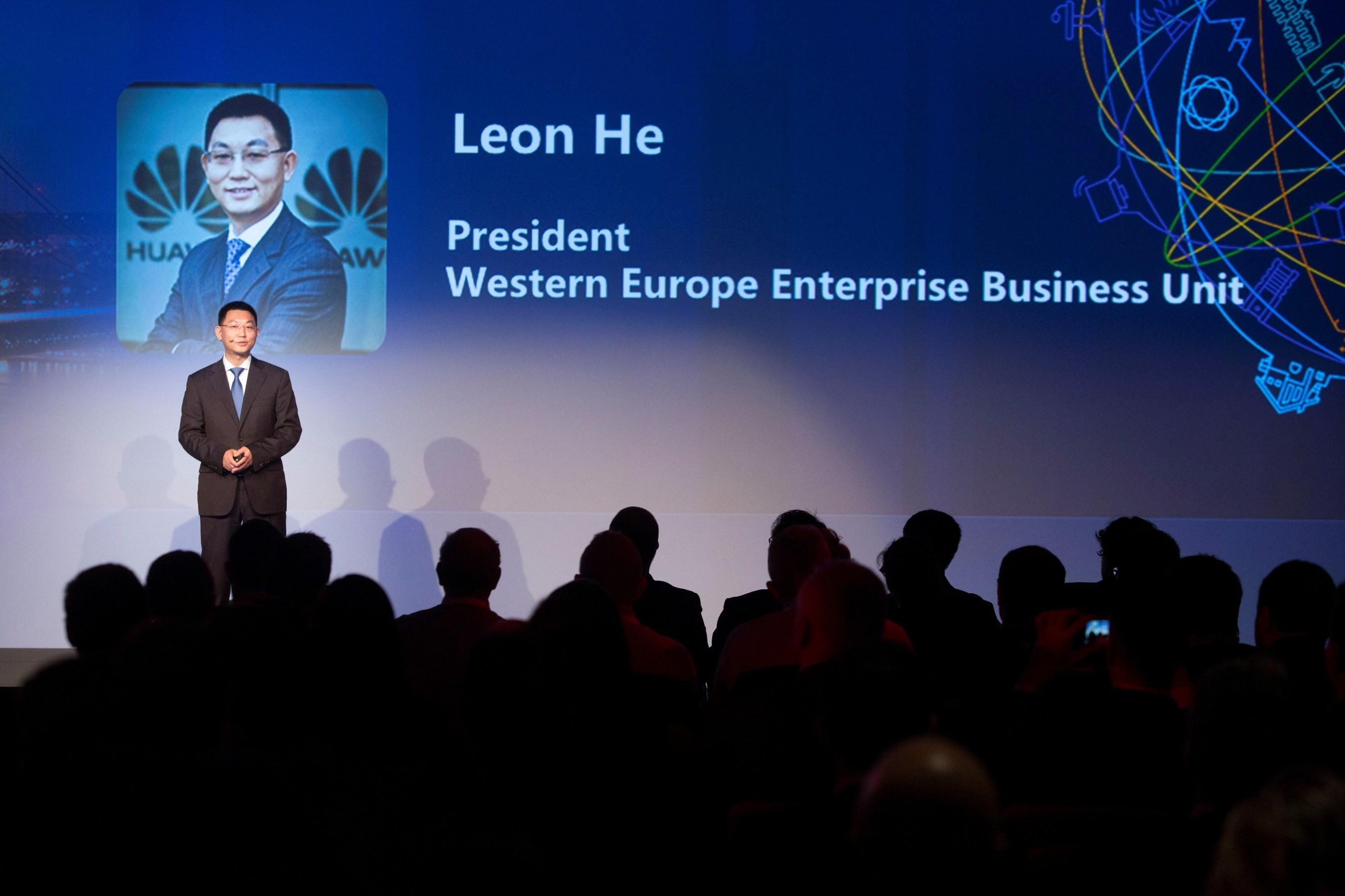 Innovationsexperten erkunden auf den Huawei-Veranstaltungen in Lissabon Herausforderungen und