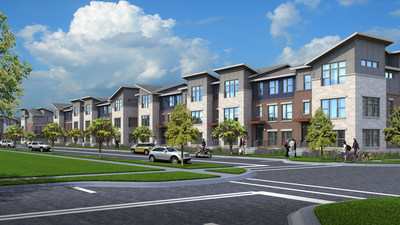 CalAtlantic Homes invites the public to attend the grand opening of the Townhomes at Grand & Main in Carmel, IN. Guests will have the opportunity to explore the new home designs and experience the area's vibrant Main Street atmosphere during a Grand Opening celebration being held Saturday, October 29 and continuing through Sunday, November 6 from 11:00 am to 6:00 pm.