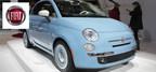 The unique and stylish 2014 Fiat 500 1957 Edition is available in Kenosha, Wis., at Palmen Fiat. (PRNewsFoto/Palmen Fiat)
