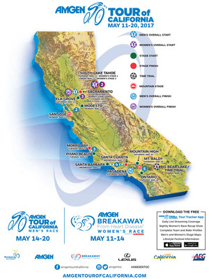 2017 Amgen Tour of California