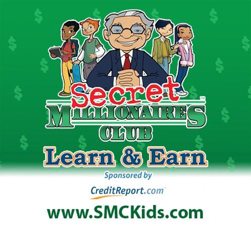 Secret Millionaires Club Featuring Warren Buffett Launches Financial Education Television Series on