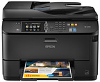 Epson Workforce Pro WF-4630 powered by PrecisionCore for Small Business (PRNewsFoto/Epson America, Inc.)