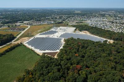 Ameren Missouri's O'Fallon Renewable Energy Center.