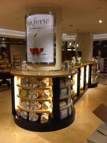 Tea Forte Offers Travelers a Welcoming Cup of Luxury
