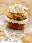 Mini Coconut Cakes with Coconut Cream.  (PRNewsFoto/Martha White)