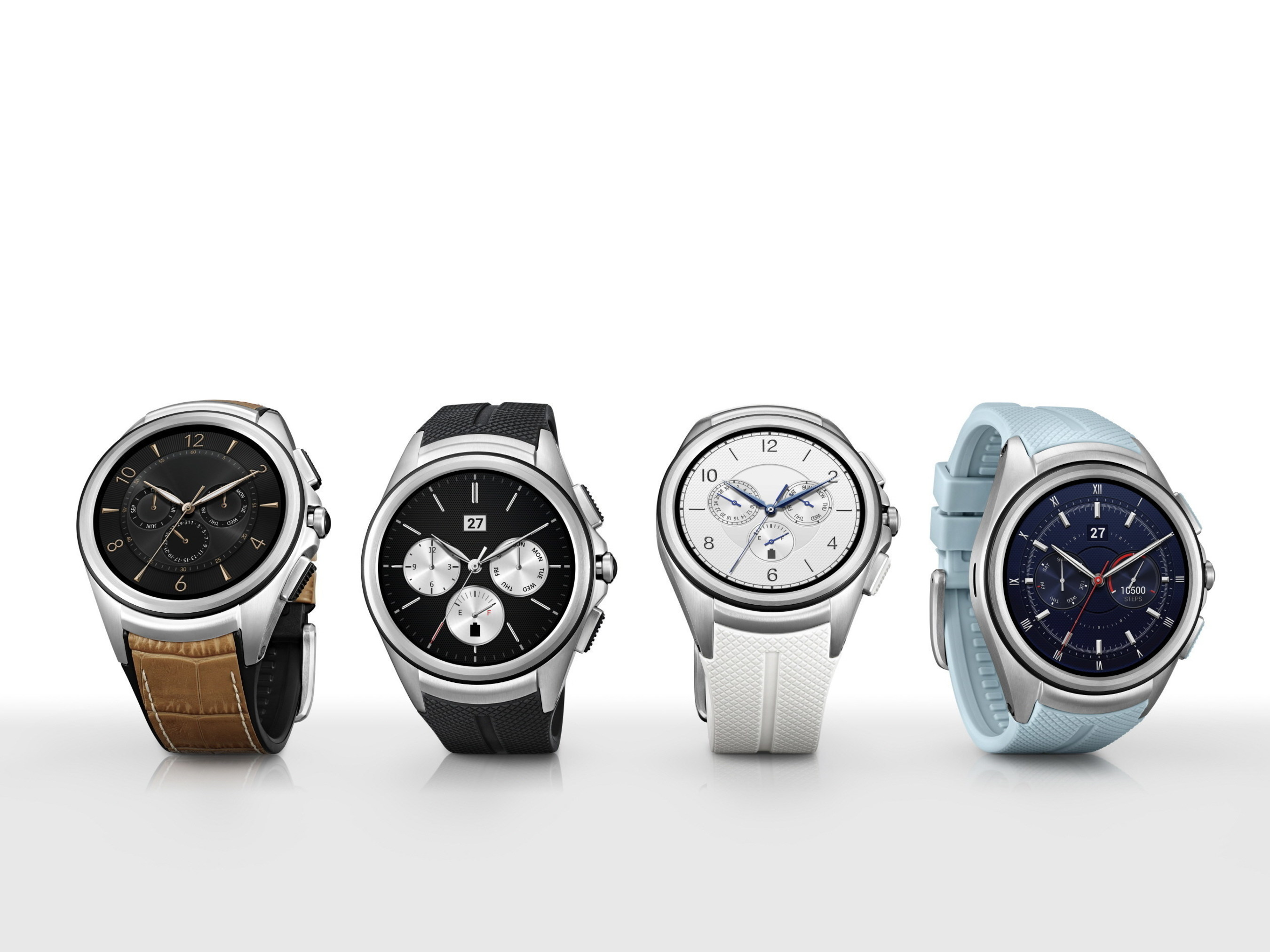 First Cellular Android Wear Smartwatch Previewed At LG's Premiere For V10