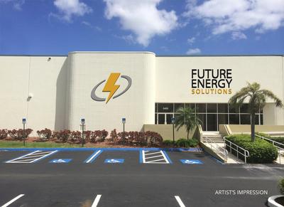 Future Energy Solutions New Headquarters.  (PRNewsFoto/Future Energy Solutions)