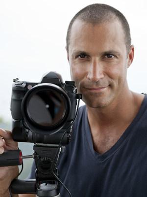 Nigel Barker, Global Creative Director, PRAI Beauty
