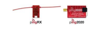 uAvionix miniature ADS-B units
