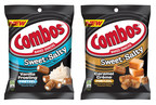 COMBOS(R) BAKED SNACKS UNITE SWEET AND SALTY IN ANOTHER PERFECT SNACKING COMBINATION