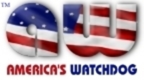 America's Watchdog Logo (PRNewsFoto/US Drug Watchdog)