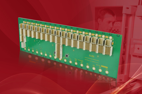 New PXIe Backplane from Elma Bustronic Integrates PCIe into the PXI Architecture (PRNewsFoto/Elma Electronic Inc.)