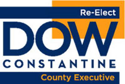 Dow Constantine | King County Executive Dow Constantine.  (PRNewsFoto/Dow Constantine)