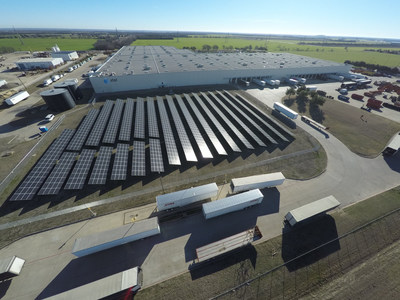 AT&T And SunEdison Join To Deliver 677 Kilowatt Solar System In Texas