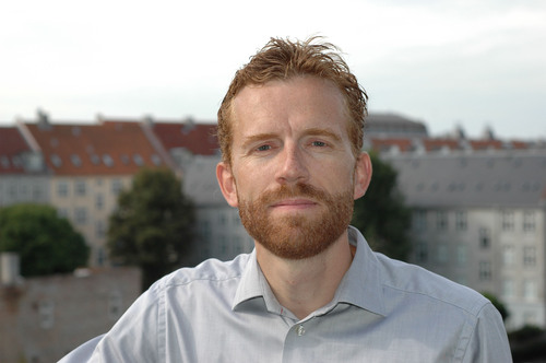 Soren Pommer, Gluu's co-founder and CEO. (PRNewsFoto/Gluu) (PRNewsFoto/GLUU)