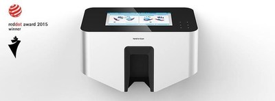 The Hand-in-Scan Medical Trainer hand hygiene control and education system (PRNewsFoto/Hand in Scan Ltd)