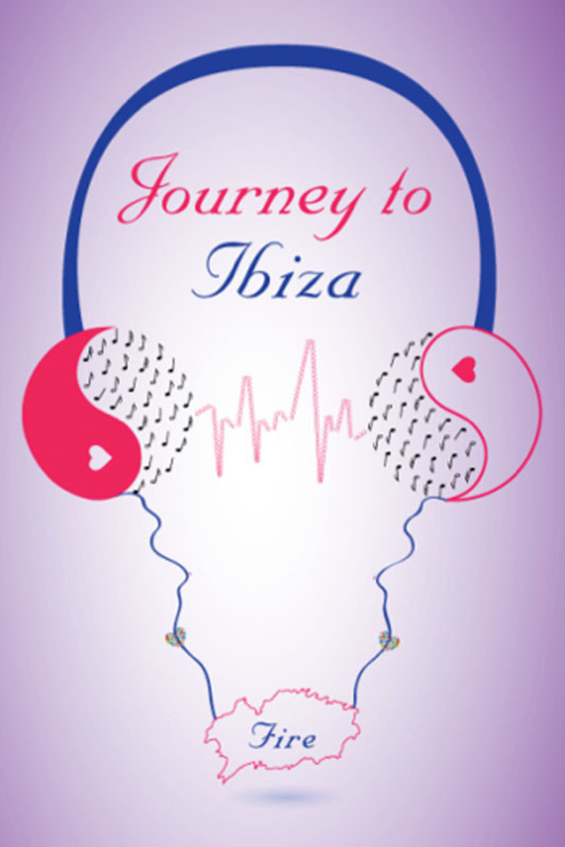 Journey to Ibiza Cover.  (PRNewsFoto/Fire De Ville)