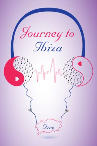 Journey to Ibiza Cover.  (PRNewsFoto/Fire De Ville)
