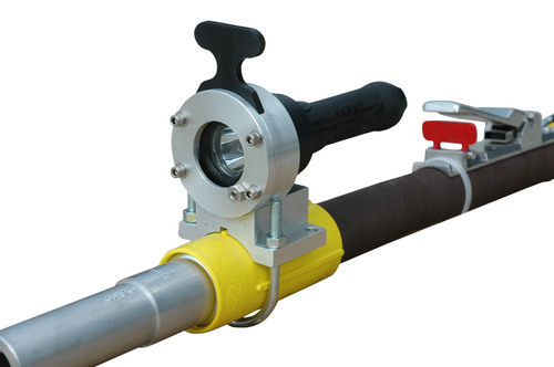 Larson Electronics Introduces Intrinsically Safe LED Blasting Gun Light with IECEx / ATEX Approval
