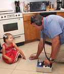 A certified specialist uses an ultrasonic microphone, along with the help of a customer, to find a slab leak. American Leak Detection offers leak detection without destruction to its customers in five countries. Since it was founded in 1974, American Leak Detection has found more than 7 million leaks in homes, government facilities and businesses worldwide.