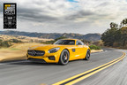 Mercedes-AMG GT S named MOTOR TREND Best Driver's Car