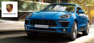 Loeber Motors provides details regarding Porsche's newest SUV.  (PRNewsFoto/Loeber Motors)